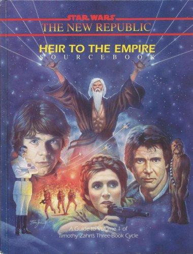 9780874311792: Heir to the Empire Sourcebook (Star Wars RPG)