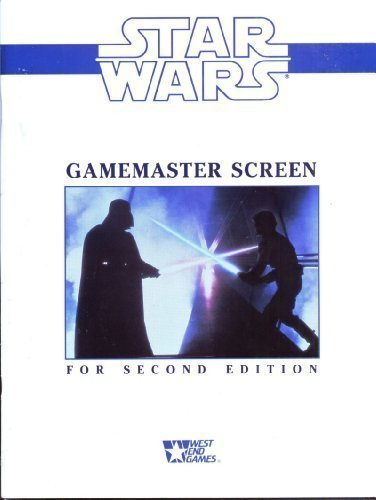 9780874311839: Star Wars: Gamemaster Screen for Second Edition