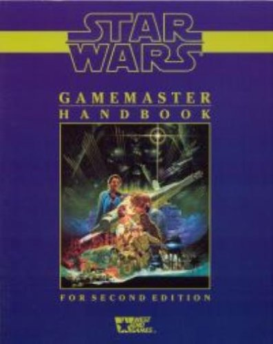 9780874311853: Title: Star Wars Gamemaster Handbook for Second Edition