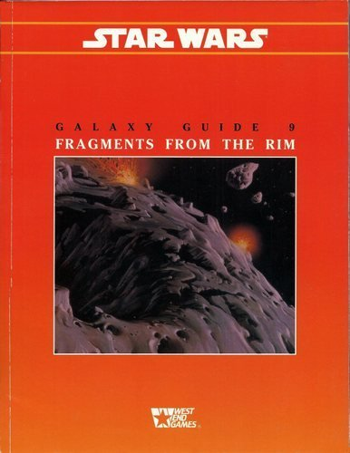 Galaxy Guide 9: Fragments From the Rim: Simon Smith and