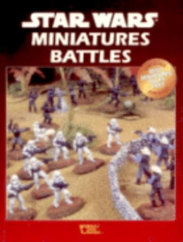 9780874312065: Star Wars Miniatures Battles (2nd Edition)