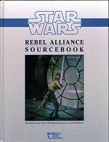 Star Wars Rebel Alliance Sourcebook (0874312094) by Paul Murphy; Peter Schweighofer