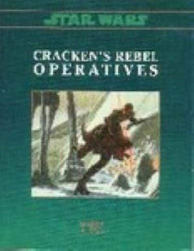 9780874312188: Title: Crackens Rebel Operatives Star Wars RPG