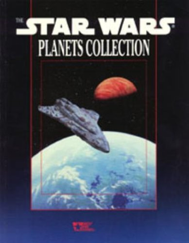 Planets Collection (Star Wars RPG): West End Games