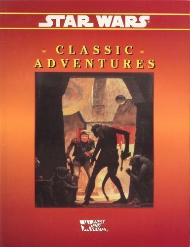 9780874312614: Classic Adventures No. 1 (Star Wars RPG)