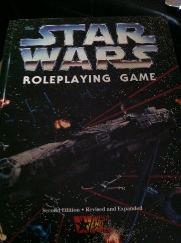 9780874312683: The Star Wars Roleplaying Game