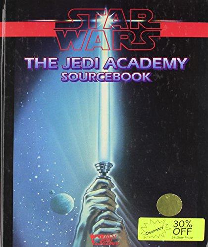 9780874312744: Jedi Academy Sourcebook (Star Wars)