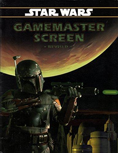 9780874312881: Star Wars Gamemaster Screen: Revised