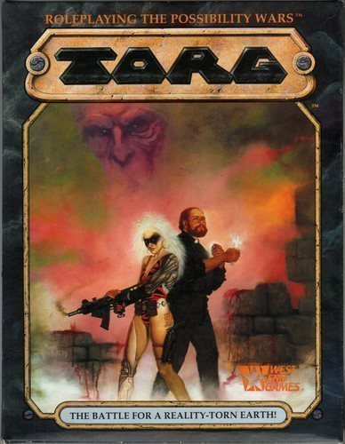 9780874313000: Torg: Roleplaying the Possibility Wars [BOX SET]