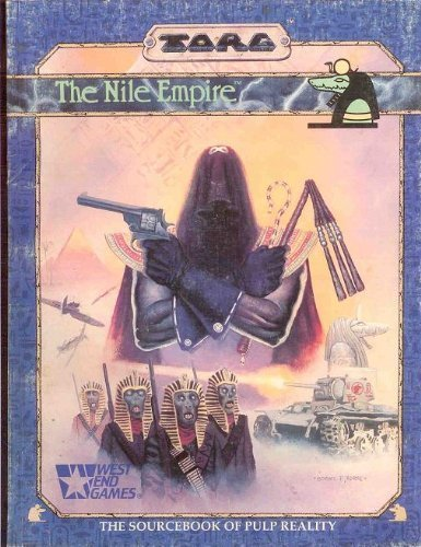 9780874313055: Nile Empire Sourcebook