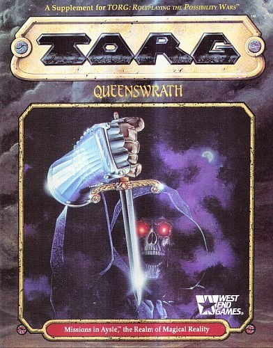 9780874313161: Queenswrath (TORG Roleplaying Game Supplement)