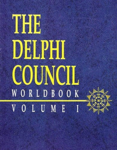 Delphi Council Worldbook, The #1 (Torg): Robert Maxwell, Bill Smith