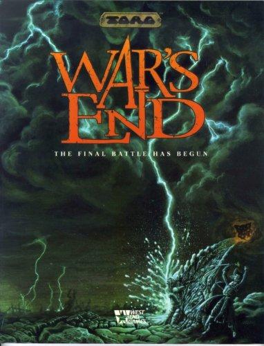 War's End (Torg): John Terra