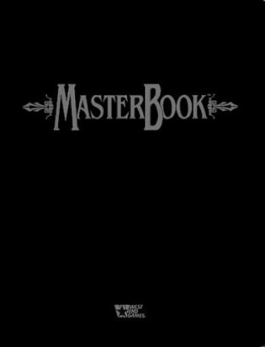 9780874313703: MasterBook - Universal Role Playing Game System