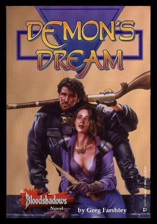 9780874313871: Demon's Dream (Bloodshadows)