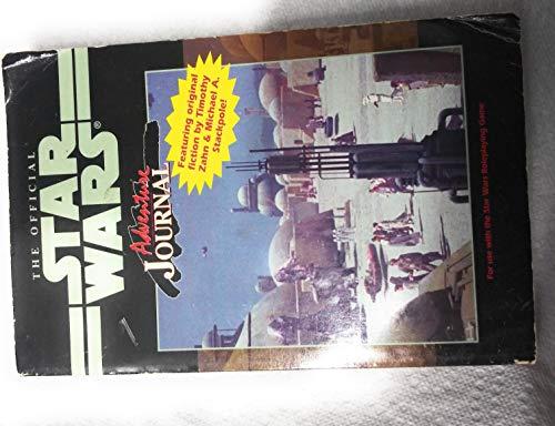 Official Star Wars Adventure Journal (Vol.1, No. 12: February 1997): Timothy Zahn, Michael A. ...