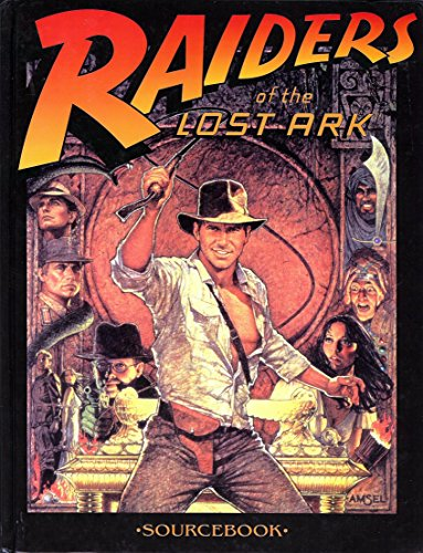 Raiders of the Lost Ark Sourcebook (Indiana Jones, MasterBook Game Accessory) (0874314283) by Peter Schweighofer