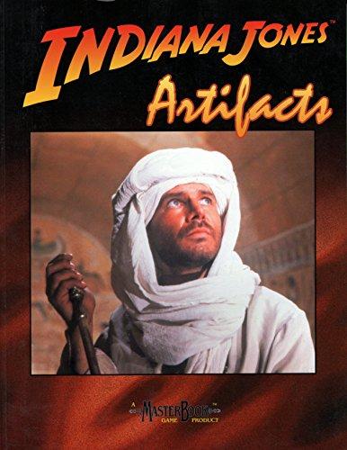 9780874314342: Indiana Jones Artifacts (MasterBook Game System)
