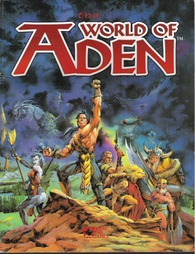 9780874314670: The World of Aden (D6 Fantasy Roleplaying, 29200)