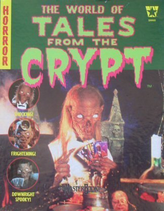 9780874314908: The World of Tales From the Crypt: A MasterBook Game (West End Games Box Set)