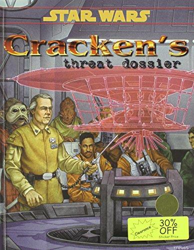 Cracken's Threat Dossier (Star Wars RPG) (0874315042) by Drew Campbell; Matt Hong; Timothy S. O'Brien; Jen Seiden; Eric S. Trautmann
