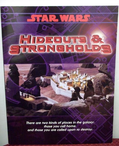 9780874315134: Hideouts and Strongholds (Star Wars RPG)