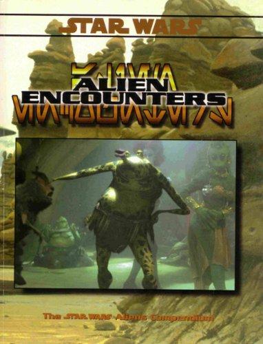 9780874315141: Star Wars: Alien Encounters