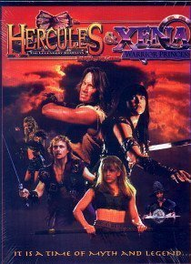 9780874315257: Hercules and Xena Roleplaying Game