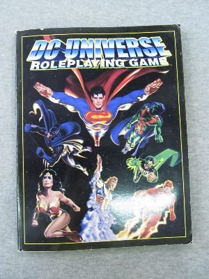 9780874316254: DC Universe Roleplaying Game Rulebook