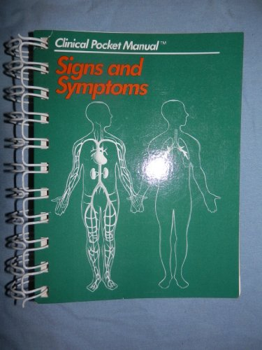9780874340051: Signs and Symptoms (Clinical Pocket Manual)
