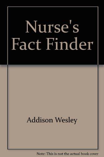 9780874343083: Nurse's Factfinder