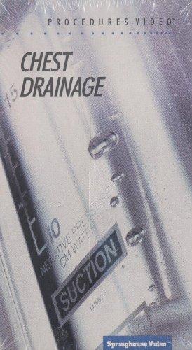 9780874343724: Chest Drainage: Procedures Video