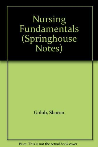 9780874346152: Nursing Fundamentals (Springhouse Notes)