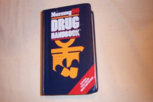 Nursing 96 Drug Handbook (Nursing Drug Handbook): Springhouse Publishing