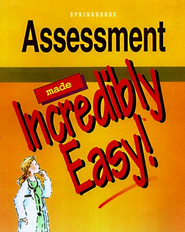 9780874348880: Assessment Made Incredibly Easy