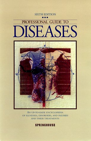 9780874349269: Professional Guide to Diseases