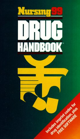 Nursing 99 Drug Handbook (Annual)