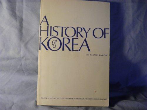 9780874360646: History of Korea