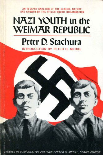 9780874361995: Nazi Youth in the Weimar Republic