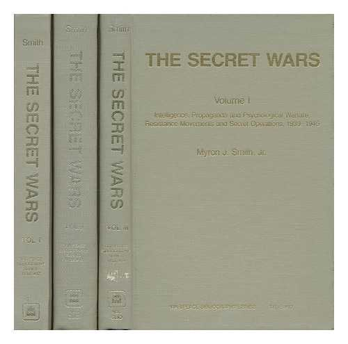 9780874362718: Secret Wars: Intelligence, Propaganda and Psychological Warfare - Resistance Movements and Secret Operations, 1939-45 v. 1: A Guide to Sources in English (War/peace bibliography series)