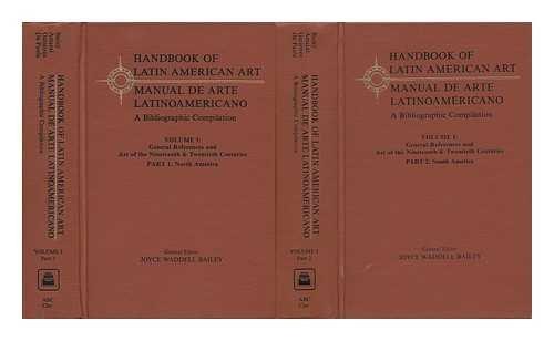 9780874363869: Handbook of Latin American art =: Manual de arte latinoamericano : a bibliographic compilation