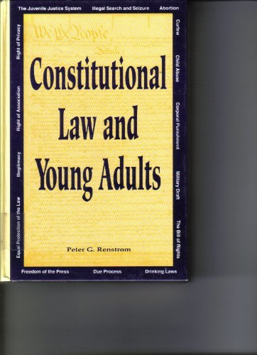 9780874364835: Constitutional Law and Young Adults
