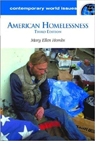 9780874367256: American Homelessness: A Reference Handbook (Contemporary World Issues)