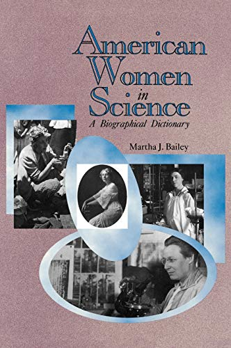 9780874367409: American Women in Science: From Colonial Times to 1950