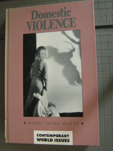 9780874367621: Domestic Violence: A Reference Handbook