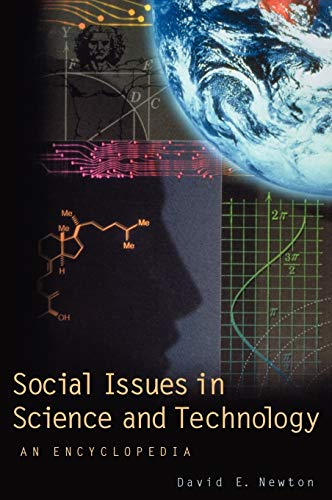 9780874369205: Social Issues in Science and Technology: An Encyclopedia
