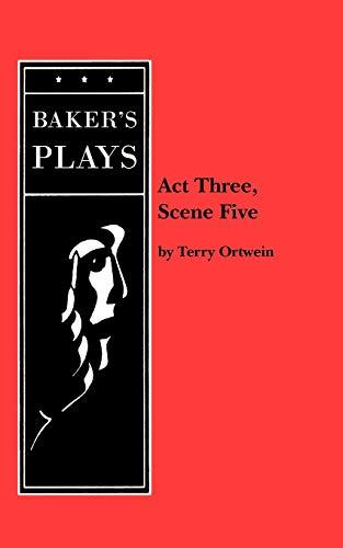 9780874400816: Act Three, Scene Five