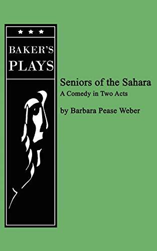 9780874403114: Seniors of the Sahara