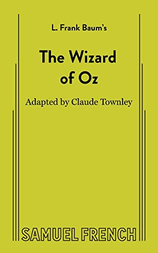 9780874404906: L. Frank Baum's The Wizard of Oz