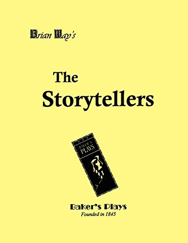 The Storytellers (0874406056) by Brian Way